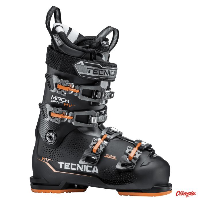Tecnica Mach Sport 100 HV Ski Boots 20182019