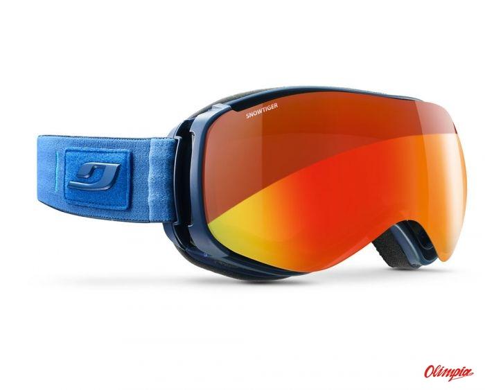 a0ae1678f41 Julbo Starwind Reactiv Photochromic Snow Tiger Blue Ski Goggles ...