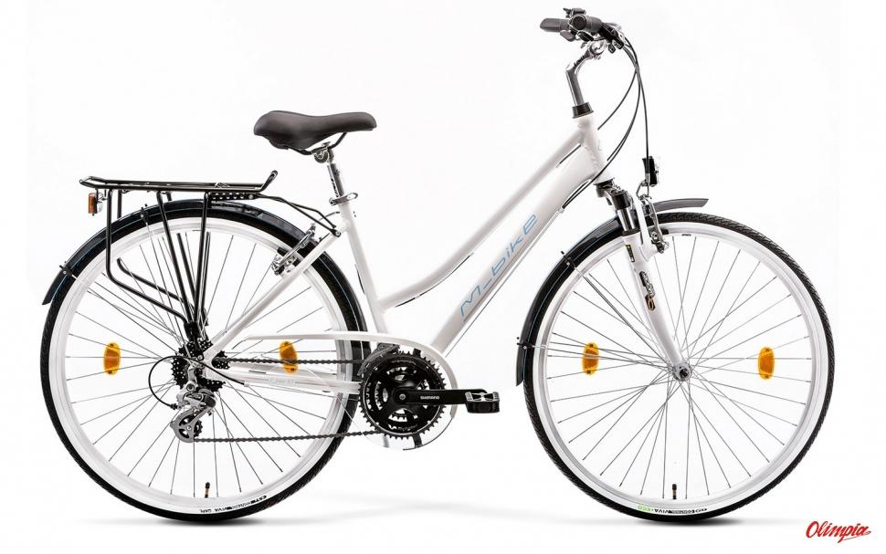 b914ca6730 M-Bike T Bike 9.1 Lady 2019 - Trekking Cross Bikes Merida - Bikes ...