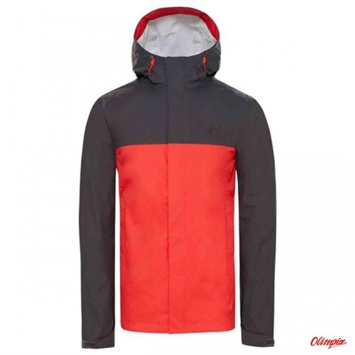 zamówienie online kup tanio świetne oferty Kurtka The North Face Venture 2 Fiery Red/Asphalt Grey YH4