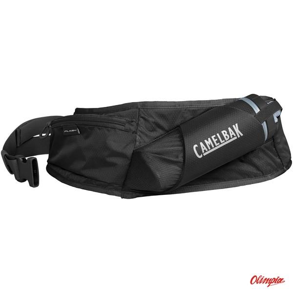 Pas biegowy CamelBak Flash Belt z bidonem Peak Fitness Chill czarny
