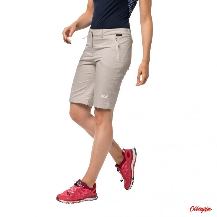 Spodnie Jack Wolfskin Activate Track Women Light beige