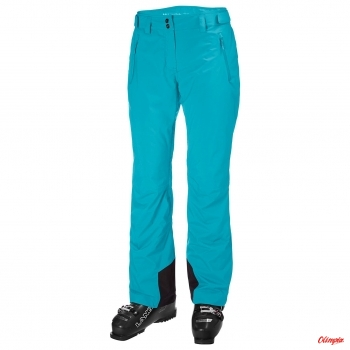 volkl spodnie narciarskie jasnozielone