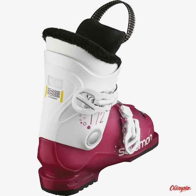 Buty narciarskie Salomon T2 RT Girly Rose Violet TranslucentWhite 20192020 Archiwum Produktów