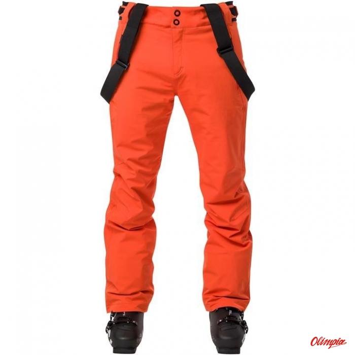rossignol spodnie narciarskie course pant black