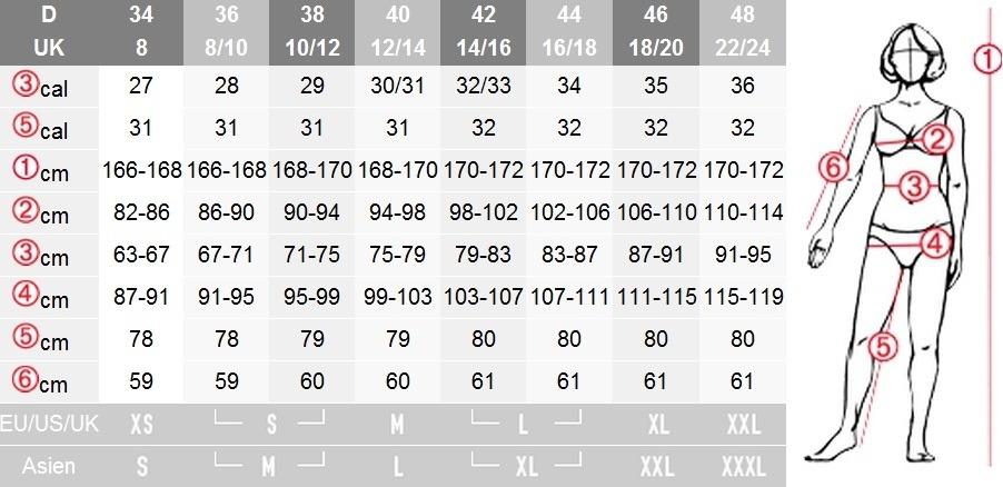 6894471cbd68d Jack Wolfskin - Odzież damska - Tabela rozmiarów - Sportowy Sklep  Internetowy - OlimpiaSport.pl - rowery,narty,rowery cube,rowery  kross,rowery kellys ...