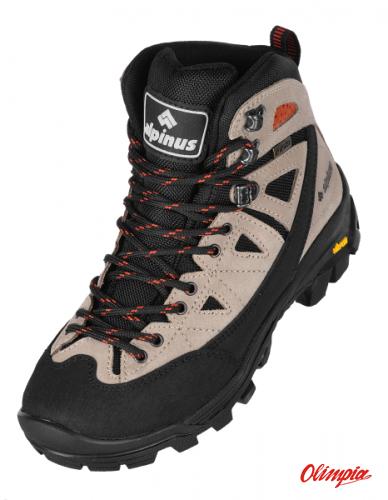 6cf1d338e653a Buty damskie Alpinus Lakota Lady - Buty trekkingowe Alpinus - Buty ...