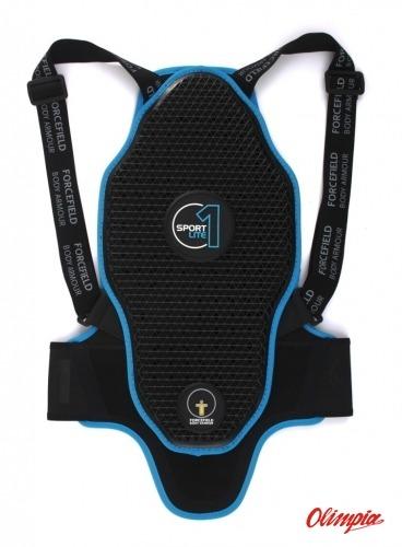 Ochraniacz pleców Sport Lite 1 firmy Forcefield Archiwum Produktów