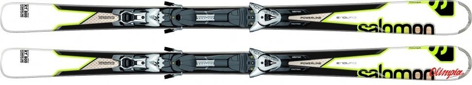 Narty Salomon Enduro XT 850 + Wiązania Z12 20132014 Archiwum Produktów