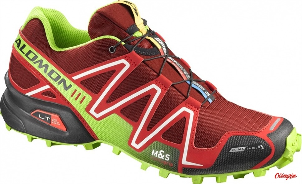 SALOMON SPEEDCROSS 3 CLIMASHIELD NOWE