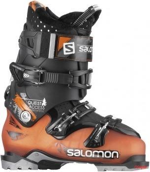 Buty narciarskie Salomon Quest Access 80 W 20142015 Archiwum Produktów