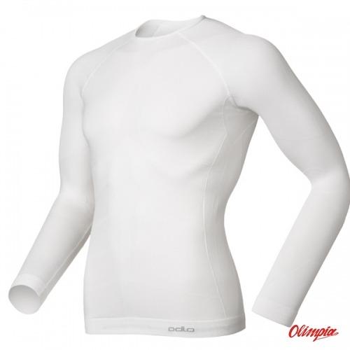 6cb96f788 Koszulka techniczna l/s crew neck EVOLUTION WARM 180902 męska biała ...