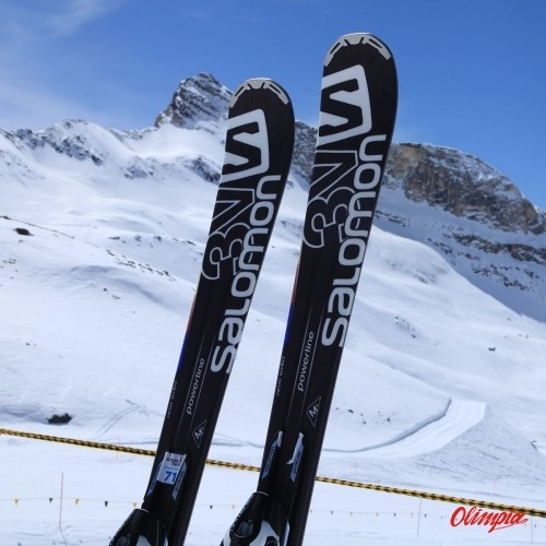 Skis Salomon 3V Race + Z10 Skis Salomon Ski Online Shop