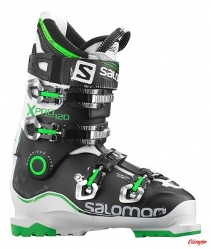 Buty narciarskie Salomon X Max 120 20122013 czarnybiały Archiwum Produktów