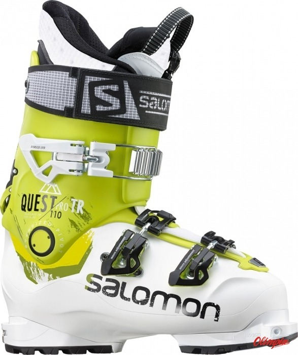 Buty narciarskie Salomon Quest Pro TR 110 20142015 Archiwum Produktów