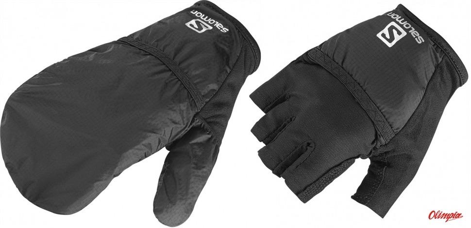 Rękawice Salomon XT Wings Glove WP 328710 Black 20142015 Archiwum Produktów