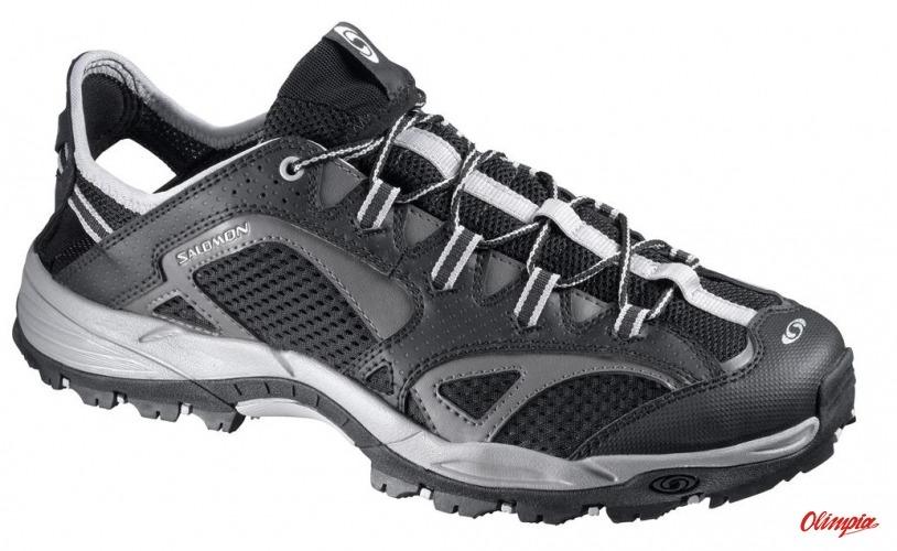 Sandały SALOMON LIGHT AMPHIB 3 MEN czarneszaresrebrne Archiwum Produktów