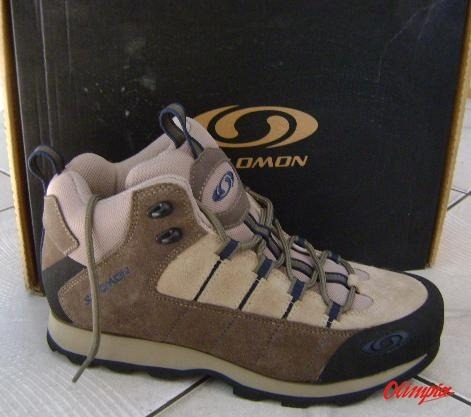 Buty Salomon DAKOTA MID Buty trekkingowe Salomon